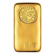 10-oz-perth-mint-gold-bullion-bar