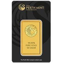 50g-perth-mint-gold-minted-bar