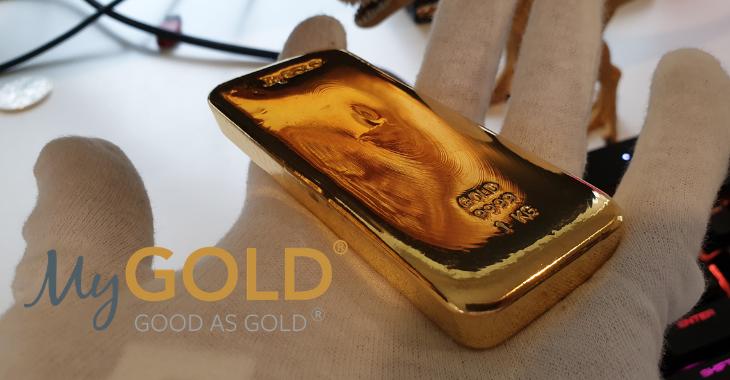 Precious Metals - MyGold