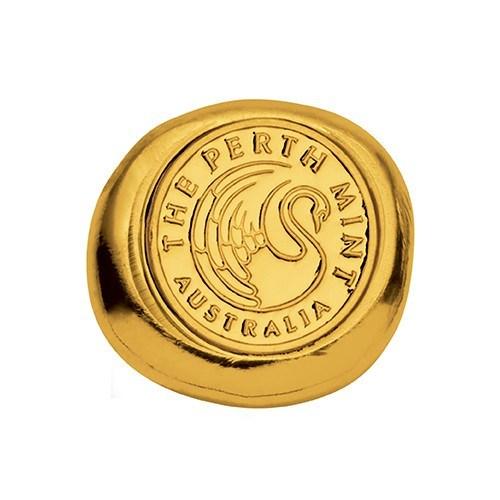 1/2oz Perth Mint Gold Bullion Bar New Zealand