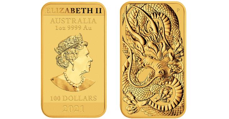 2021 Australian Bullion Coin Program