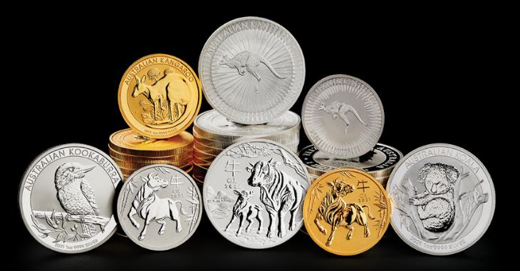 The Perth Mint Unveils 2021 Australian Bullion Coin Program